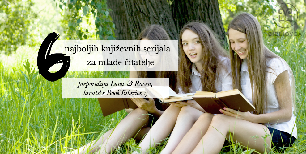 three students reading books together outdoor